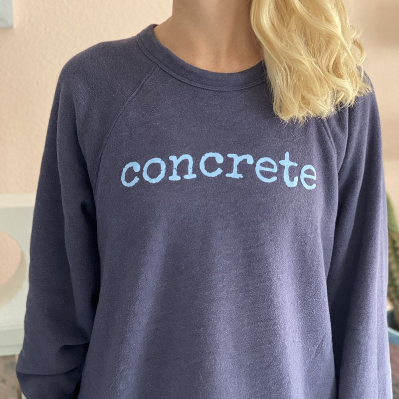 concrete love  //  sweatshirt