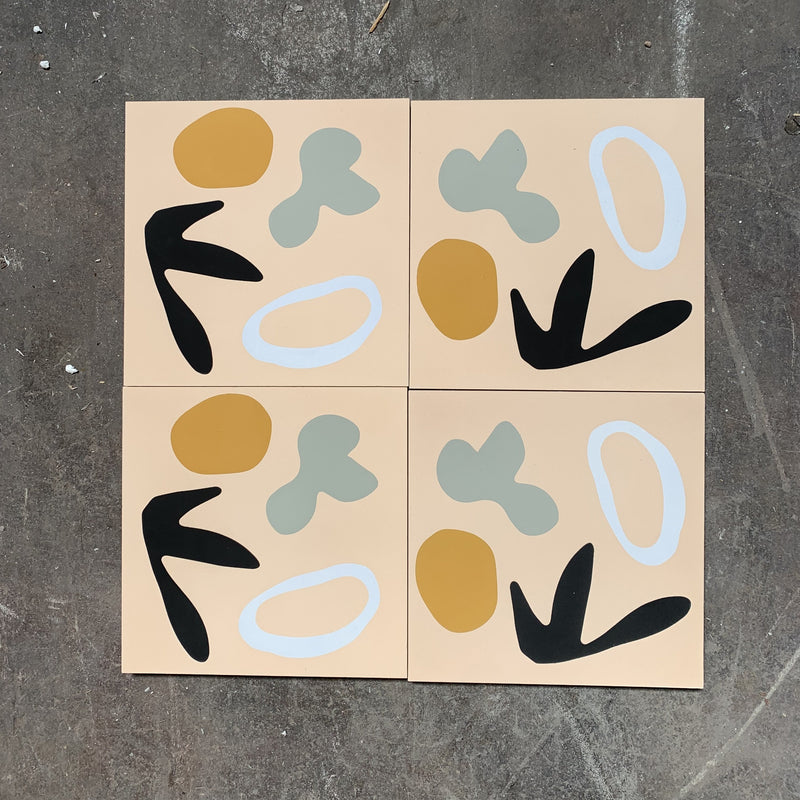 tangier // box of 13 tiles // alex proba x