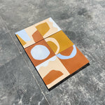 aurora mixed // box of 13 tiles // alex proba x