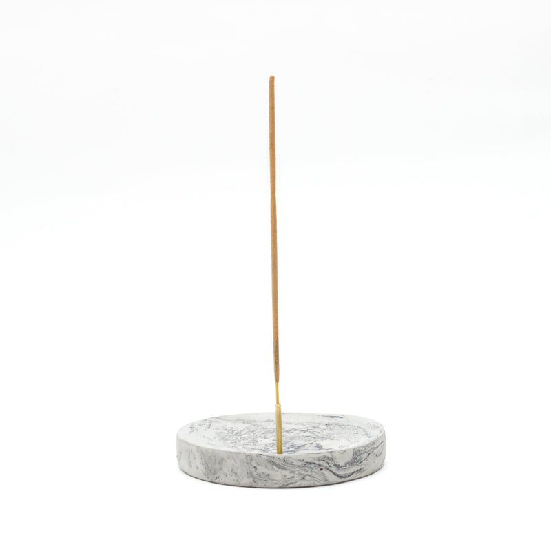 incense holder plate