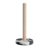 concrete modern paper towel holder