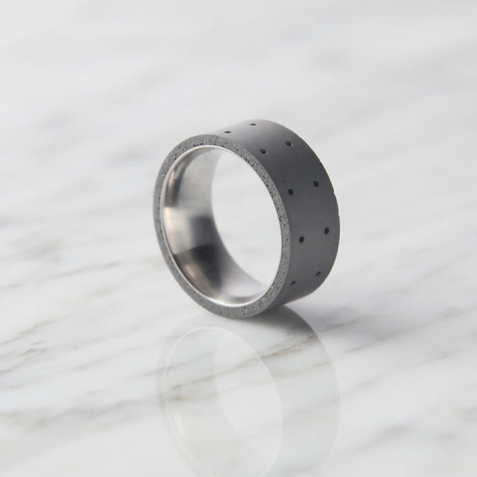 concrete module ring