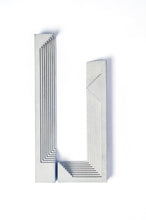 concrete rectangular door hardware