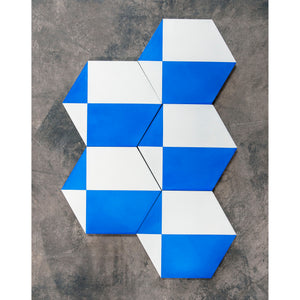 hex rectangles  ·  box of 12