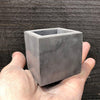 concrete square vessel