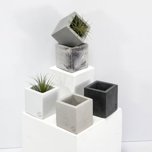 concrete mini cube