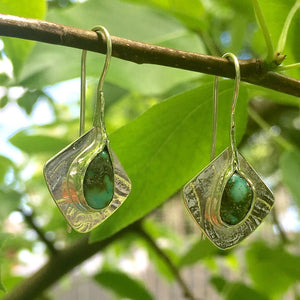 Sonoran Gold petite earrings