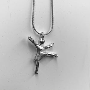 Tiny Dancer pendant/necklace