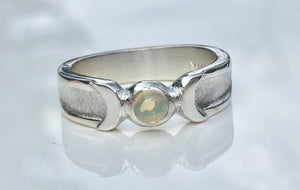 Phases -Triple Goddess ring