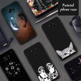 Pattern Case For Samsung Galaxy S9 S8 A8 Plus 2018 A5 A3 A7 J7 J5 J3 2017 2016 S9 S8 Plus Note 8 S7 S6 Edge J2 Pro TPU Case Capa