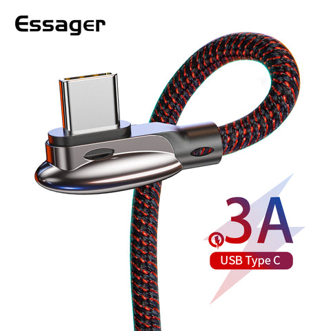 Essager USB Type C Cable