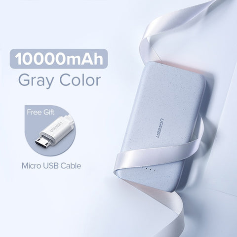 Ugreen Power Bank 20000mAh Slim Powerbank ANDROID OR APPLE
