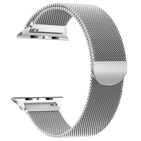 CRESTED Milanese strap For Apple Watch band 3/4 42mm 38mm