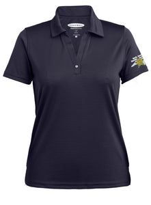Ladies Pebble Beach Short Sleeve Polo