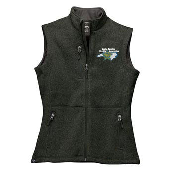 Ladies Storm Creek Sweaterfleece Vest