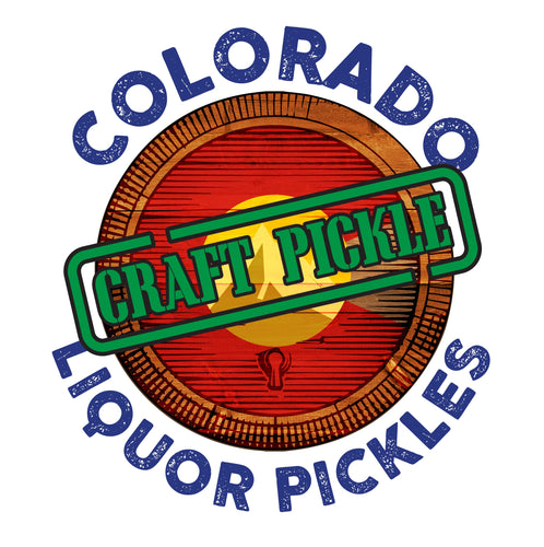 CLP STICKER - COLORADO LIQUOR PICKLES