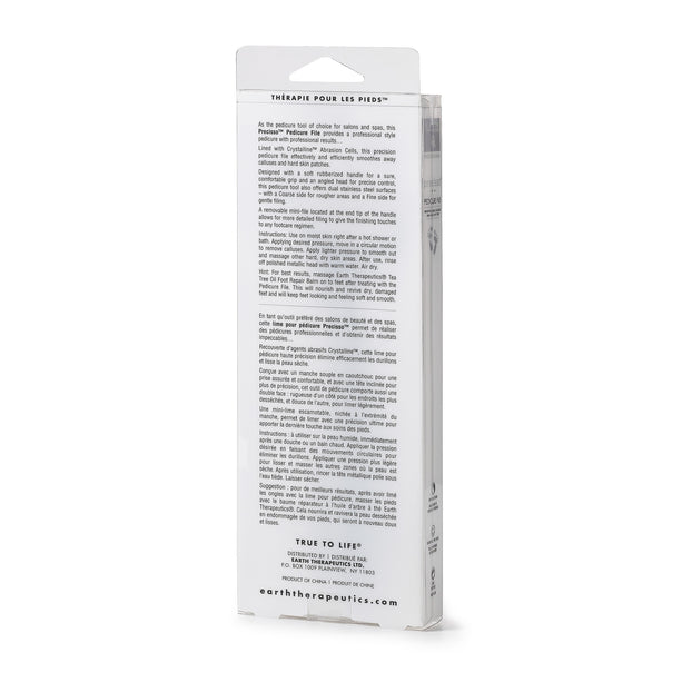 Diamond File - Round PKG-back