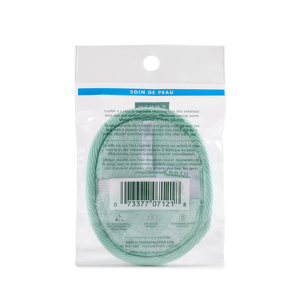 Green Loofah Therapeutic Complexion Pad