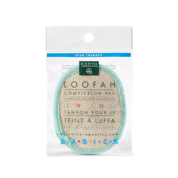 Basic Loofah Therapeutic Complexion Pad