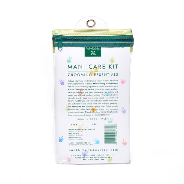 Mani-care Kit PKG-back