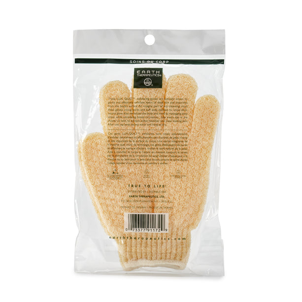 Exfoliating Hydro Gloves PKG-back