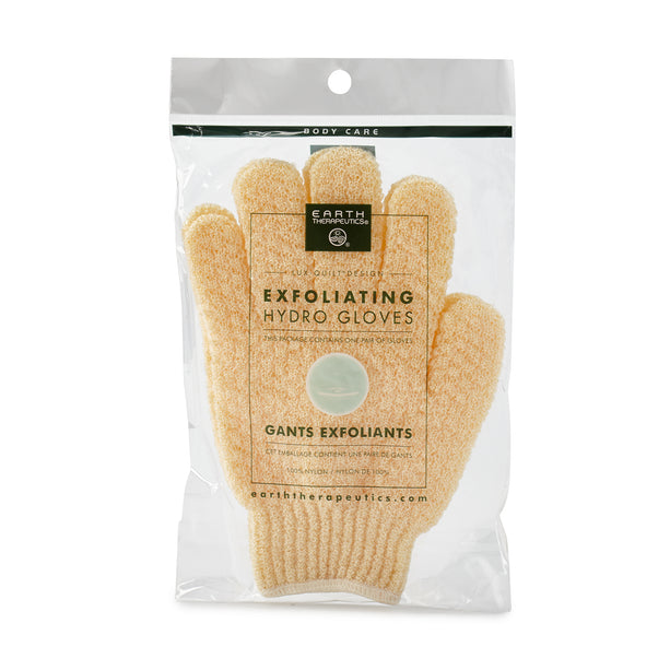 Exfoliating Hydro Gloves PKG-front