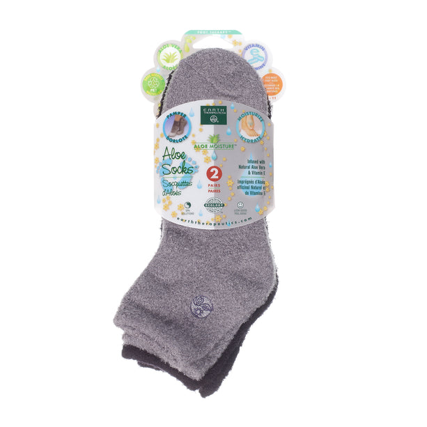 Aloe socks-Double Pack Socks PKG