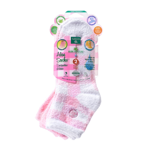 Aloe socks - Double Pack Socks