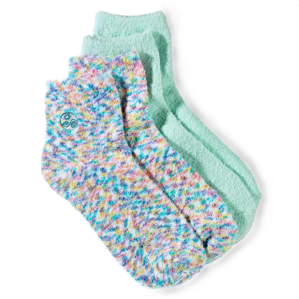 Aloe socks-Double Pack Socks socks