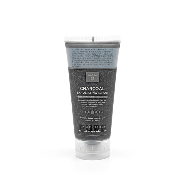 Charcoal Exfoliating Scrub