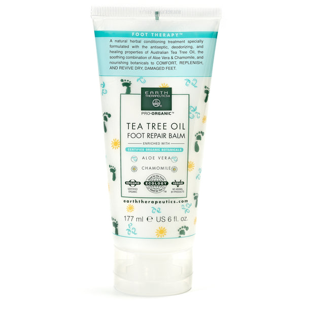 Tea Tree Oil Foot Repair Balm - 6 oz.