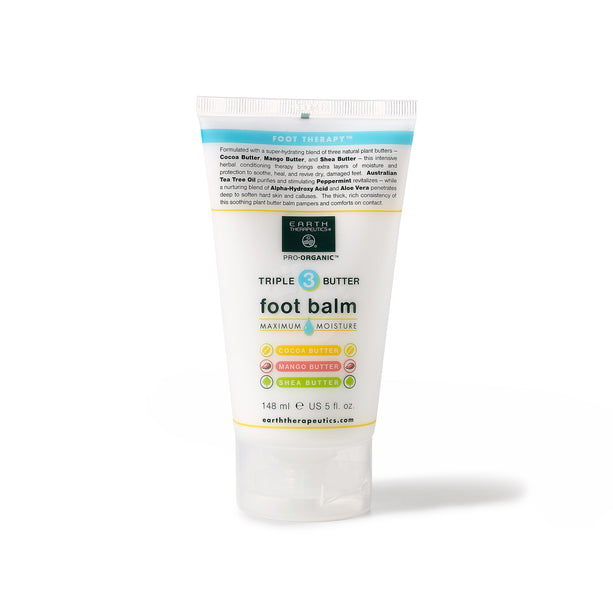 Triple Butter Foot Balm - 5 oz. foot butter-front
