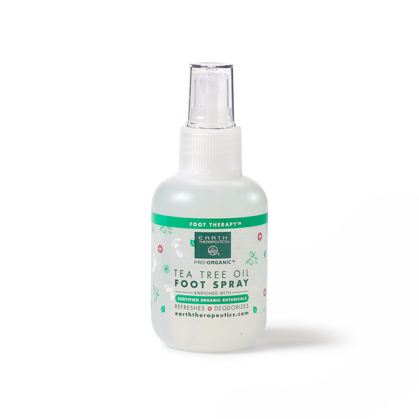Refreshing Tea Tree Oil Foot Spray