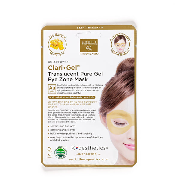 Gold Under Eye Zone Patches