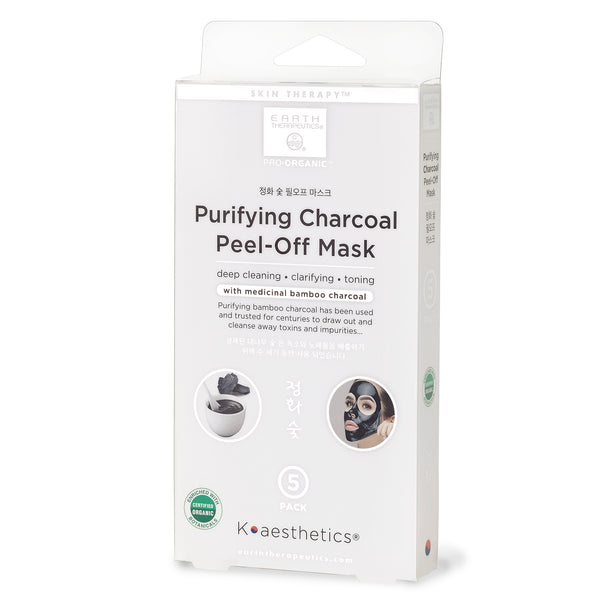 Charcoal Peel Off Mask Charcoal PKG-Front