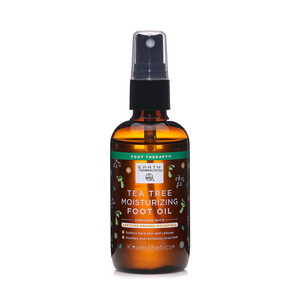 Tea Tree Moisturizing Foot Oil