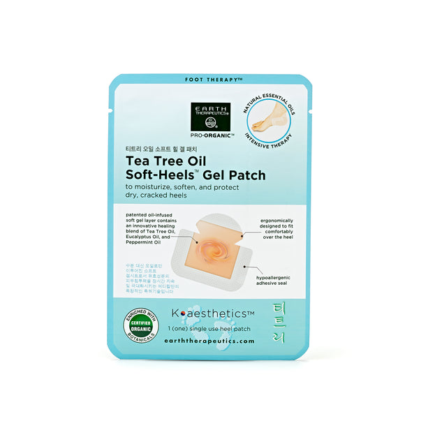 Tea Tree Oil Soft-Heels Gel Patch - 5 Pack