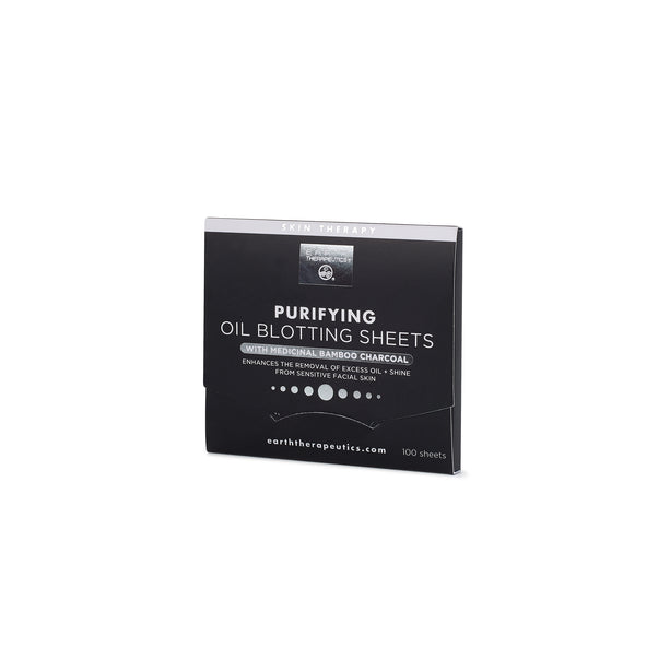 Charcoal Blotting Papers -100 pcs sleeve-front