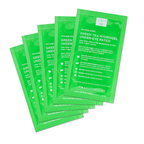 Hydrogel Under-eye Recovery Patch - 5 Pairs