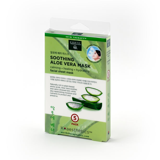 Soothing Aloe Vera Face Mask