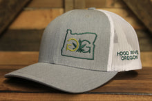 GG Snapback Hats: Oregon Pride