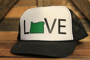 OR Love Snapback Hat