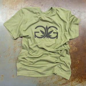Gorge Greenery GG T-Shirt Light Olive