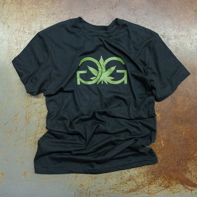 Gorge Greenery GG T-Shirt Black