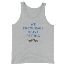 WE ENCOURAGE HEAVY PETTING Tank Top