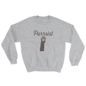 PURRSIST Sweatshirt