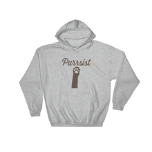 PURRSIST Hooded Sweatshirt