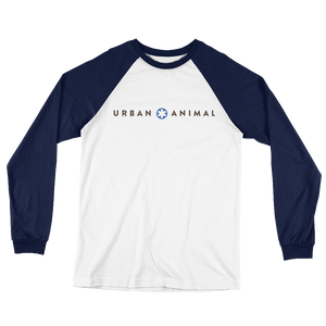URBAN ANIMAL Baseball T-Shirt