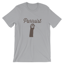 PURRSIST Short-Sleeve Unisex T-Shirt