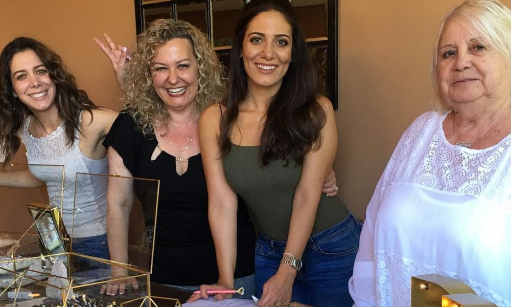 Meet Ally Allen, Sahar and Ronit Behar of Diamond Daughters featured on SDVoyager!